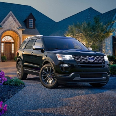 Ford Explorer Sporty