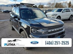 New 2021 Ford Bronco Sport Badlands 4x4 SUV Missoula, MT