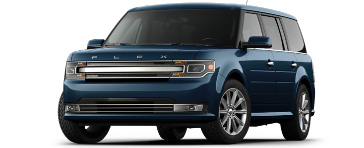 2017 Ford Flex Hybrid for sale at Lithia Ford of Missoula