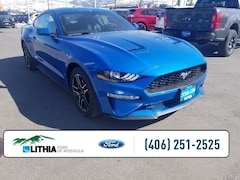 New 2019 Ford Mustang Ecoboost Premium Fastback Coupe Missoula, MT
