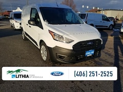 New 2019 Ford Transit Connect XL LWB w/Rear Symmetrical Doors Van Cargo Van Missoula, MT