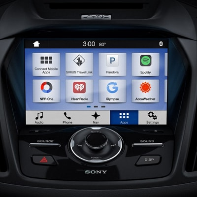 Ford Edge Sync Connect