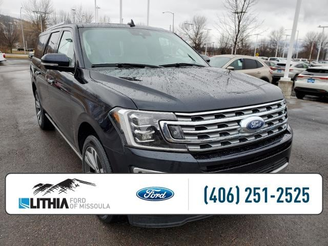 2021 Ford Expedition Max SUV