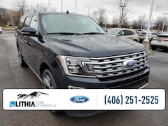 New 2021 Ford Expedition Max Limited MAX SUV Missoula, MT