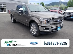 2019 Ford F-150 King Ranch 4WD Supercrew 6.5 Box Truck SuperCrew Cab