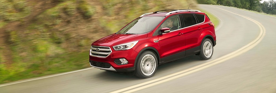 Ford Escape Exterior Vehicle Features