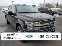 Used 2020 Ford F-150 King Ranch Truck SuperCrew Cab Missoula, MT