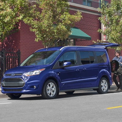 Ford Transit Safety