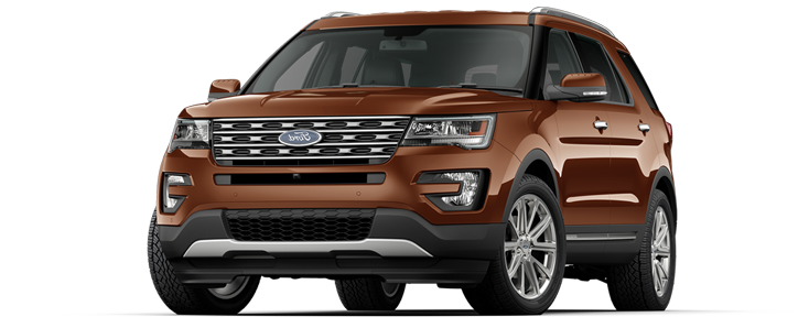 New 2017 Ford Explorer  at Lithia Ford of Missoula