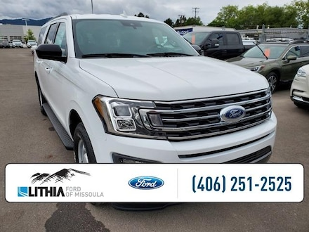 2021 Ford Expedition Max XL SUV