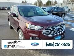 New 2020 Ford Edge SEL AWD SUV Missoula, MT