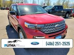 New 2021 Ford Explorer Limited 4WD SUV Missoula, MT