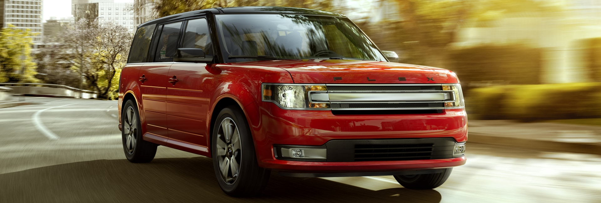 Ford Flex Exterior Vehicle Features