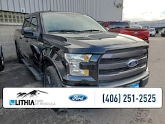 Used 2015 Ford F-150 Truck SuperCrew Cab Missoula, MT