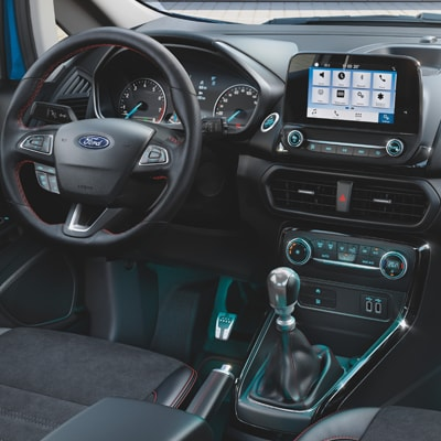 Ford EcoSport SYNC 3 Touchscreen
