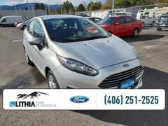 Used 2019 Ford Fiesta SE Sedan Missoula, MT