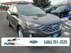 New 2020 Ford Edge SEL AWD SUV Missoula, MT