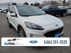 New 2020 Ford Escape Titanium AWD SUV Missoula, MT