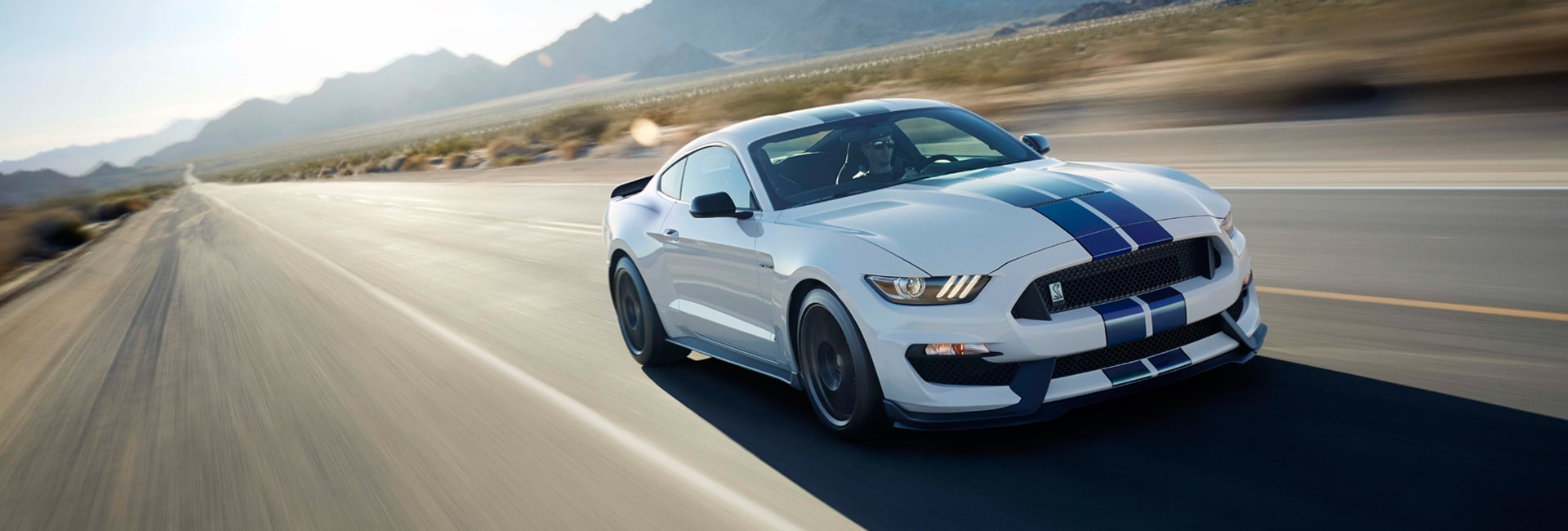 Ford Mustang Exterior Vehicle Features