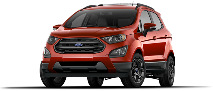 New 2018 Ford EcoSport SES at Lithia Ford of Missoula