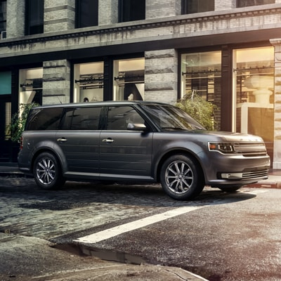 2017 Ford Flex Smart Features