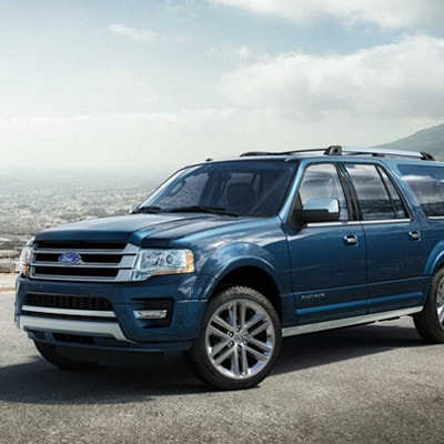 2017 Ford Expedition Style Features