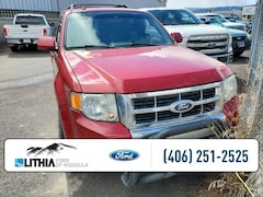 Used 2010 Ford Escape Limited SUV Missoula, MT