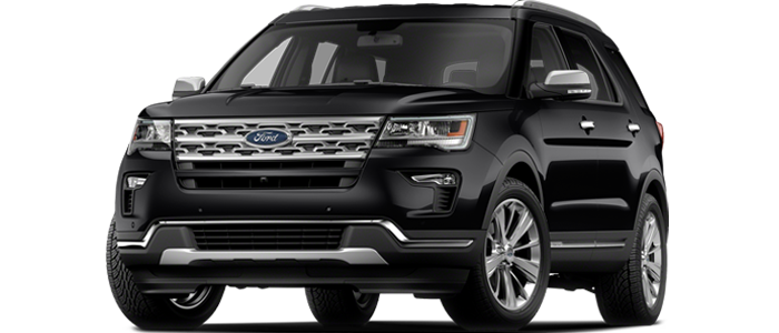 New 2018 Ford Explorer XLT at Lithia Ford of Missoula