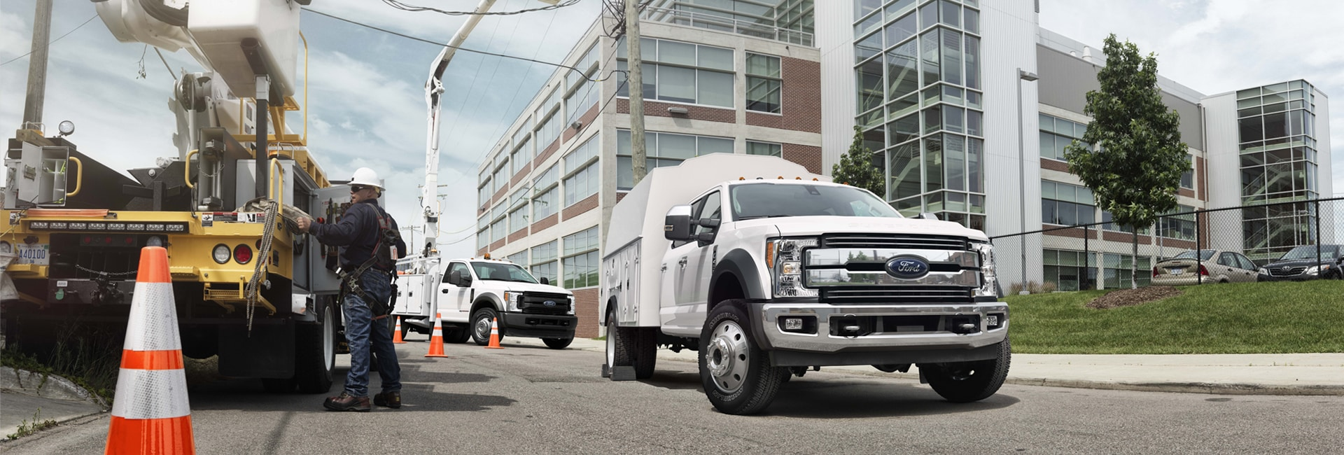 Ford F-350 Exterior Vehicle Features