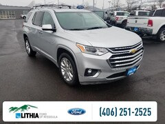 Used 2018 Chevrolet Traverse High Country SUV Missoula, MT