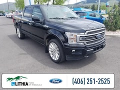 Used 2018 Ford F-150 Truck SuperCrew Cab Missoula, MY