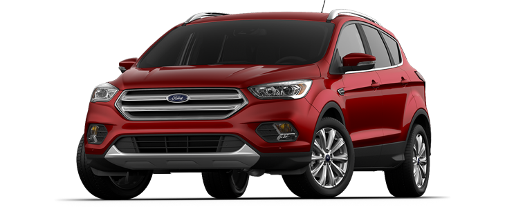 New 2018 Ford Escape  at