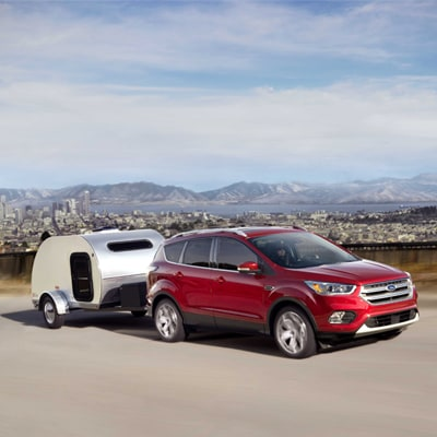 2017 Ford Escape Power