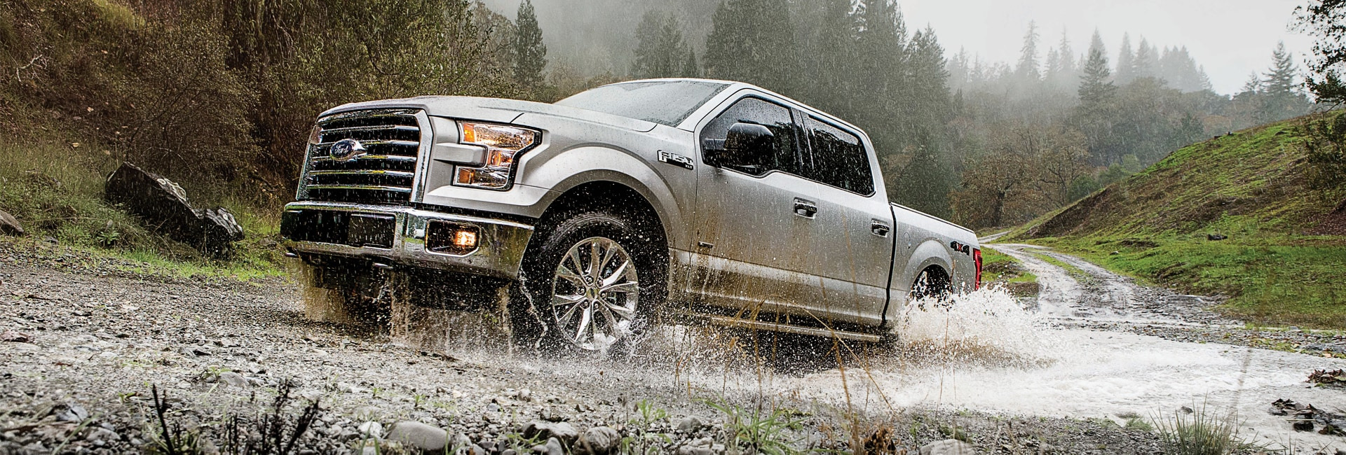 Ford F-150 Exterior Vehicle Features