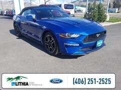 Used 2018 Ford Mustang Convertible Missoula, MT