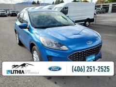 New 2020 Ford Escape SE AWD SUV Missoula, MT