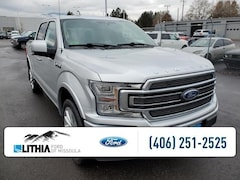 Used 2019 Ford F-150 Limited Truck SuperCrew Cab Missoula, MY