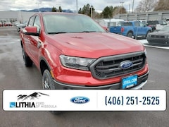 New 2020 Ford Ranger Lariat 4WD Supercrew 5 Box Truck SuperCrew Missoula, MT