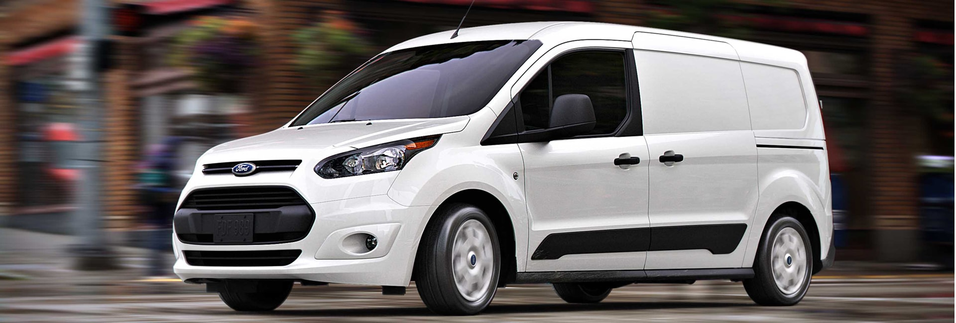 Ford Transit Exterior Vehicle Features