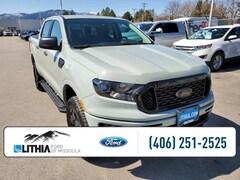New 2021 Ford Ranger XLT Truck SuperCrew Missoula, MT