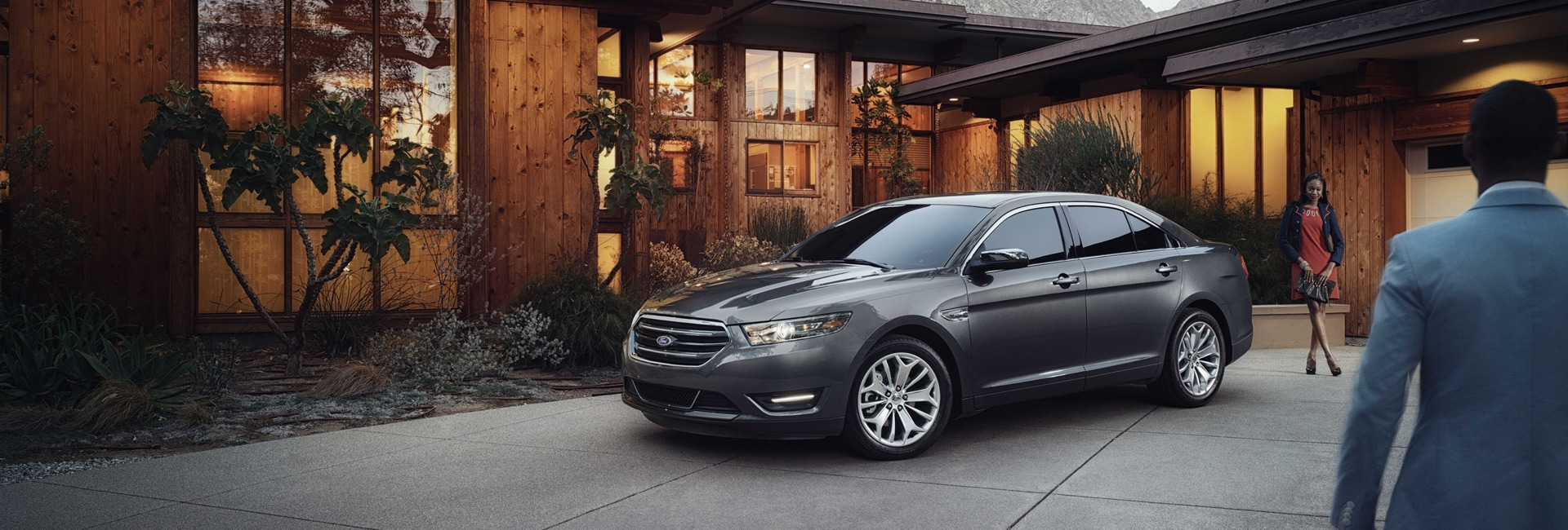 Ford Taurus Exterior Vehicle Features