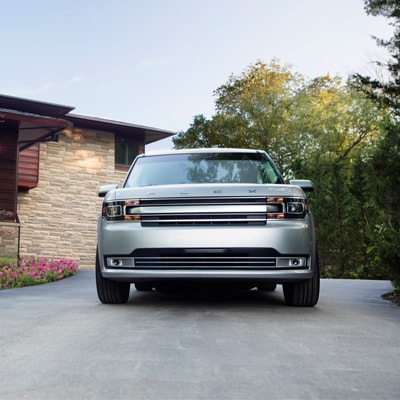 2017 Ford Flex Design for the Modern World