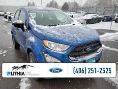 New 2021 Ford EcoSport S SUV Missoula, MT