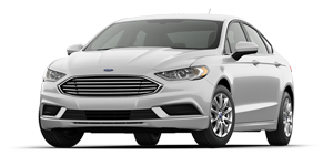 2017 Ford Fusion AWD Sedan for sale at Lithia Ford of Missoula