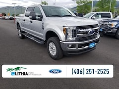 New 2019 Ford F-250 XLT 4WD Crew Cab 6.75 Box Truck Crew Cab For Sale in Missoula