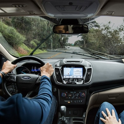 Ford Edge Technology