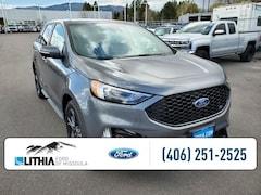 New 2021 Ford Edge ST AWD SUV Missoula, MT