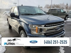 Used 2019 Ford F-150 XLT Truck SuperCrew Cab Missoula, MT