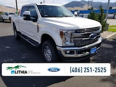 New 2019 Ford F-250 F-250 Lariat Truck Crew Cab For Sale in Missoula