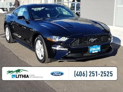 New 2019 Ford Mustang Ecoboost Fastback Coupe Missoula, MT